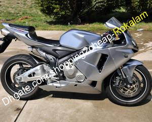 Shell для Honda CBR600RR F5 CBR 600RR CBR600 RR 05 06 Motorbike Silver Bodywork ABS-мотоцикл обтекатель 2005 2006 (литье под давлением)