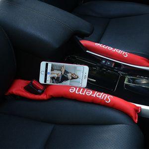 Hot Seat Universal Car Gap Pad enchimentos Holster Spacer Filler estofamento protetor Caso Auto Cleaner limpa slot plug Acessórios Car Stopper