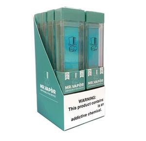 MR Vapor Disposable Vape Pen Starter Kit Cartridges E Cigarette 1.4ml 280mAh Vapes Battery Top Quality OIL Vapor Instock Prefilled Atomizer