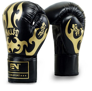 Wholesale Boxing Gloves Adult Boxing Supplies Fighting Sanda Fighting Gloves