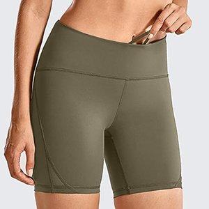das Mulheres cintura alta Yoga Shorts Gym leggings físico Corrida Yoga leggings Curto Deportivo Mujer Mallas Cortas Mujer