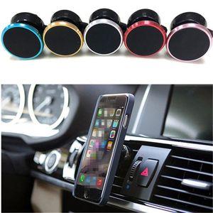 Universal Car Air Vent Magnetic Mobile Phone Holder GPS Bracket Mount For SAET Loen Ibiza VW Golf 4 6 7 Tiguan Ford Focus Mazda