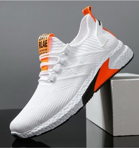 New popular summer men's flying mesh shoes sports casual shoes versatile fashion shoes manufacturers direct sales size 39-44