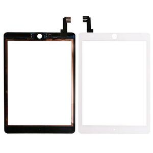 Reemplazo de la pantalla del OEM AAAA para ipad 6 Para iPad 2 Aire Aire2 táctil de la pantalla táctil frontal Cristal de cristal externa