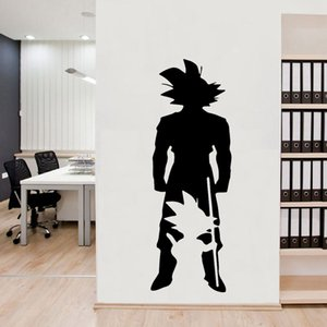 DIY Art dragonball Sun Wukong Cartoon Wall Decals Pvc Mural Art Diy Poster vinyl Stickers Art Decoration DIY Home Decor