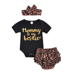 Nourrisson bébé nouveau-né fille Tout-petit Fille Stylistes Enfants de luxe de l'été Just Born Baby Dress Robe enfant fille