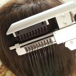 TOP Professional 6D разъем для волос / для волос для волос Инструменты для укладки для волос / для 6D Усилитель для волос / WIG Разъем / WIG Удлинитель SH190727