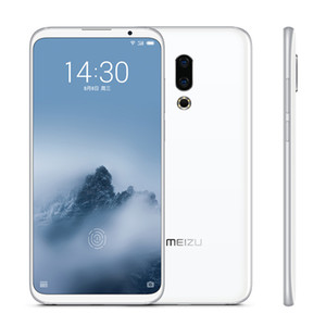 "Originale Meizu 16 Plus 4G LTE del telefono mobile di 6 GB di RAM 128 GB ROM Snapdragon 845 Octa core Android 6.5"" Phone 20.0MP Fingerprint ID intelligente cellulare"