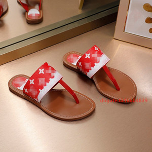 PALMA 2020 Summer Women Luxury designer Slipper channel Flip flops Fashion Black Flat beach Sandals mujer ladies girl casual slide v