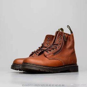 DESIGNER SHOES martin BOOTIES MENS LUXURY SHOES 2019 NEW BRAND CHEAP FASHION motocycle BOOTS