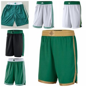 BostonCelticsMen 2019 20 IconEdition BOS Swingman Jersey Basketball Shorts
