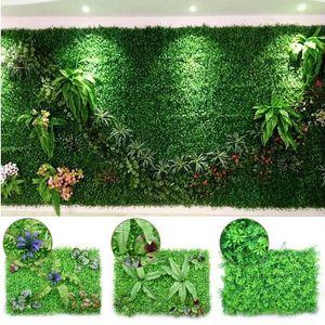 Grama artificial gramados 40 x 60cm Ambiente Artificial Lawn Flower Grass Recados delicada planta de plástico Casamento Casa Jardim Varanda Decoração