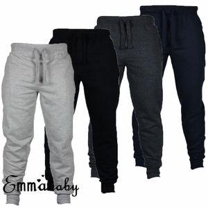 Erkekler Joggers Bahar Sonbahar Yeni Marka Pantolon Erkek Giyim Yüksek Kaliteli Uzun Pantolon Elastik Erkek Sportwear Pantolon Erkek Joggers
