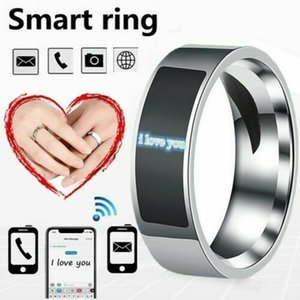 Newest Waterproof NFC Smart Ring Multifunctional Intelligent Wear Finger Digital Rings for Android Phone Equipment Rings