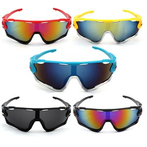 Sport Polarizer Herren Designer fahren Sonnenbrille Radfahren Wandern Frauen-Sommer-Außen Gehen Eyewears Brille Gläser Protected
