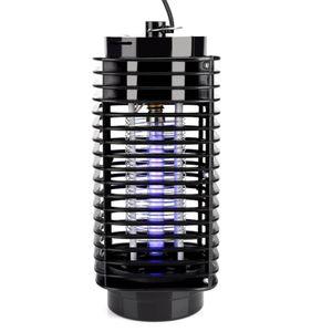Elektronik Sivrisinek Killer Tuzak Güve Sinek Wasp Led Gece Lambası Bug Böcek Işık Siyah Zararlı jeneratörü AB ABD Plug Killing