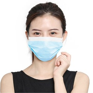 Disposable Earloop Face Mask Level 3 Respirator Masks For Dust, Germ Protection, And Personal Health