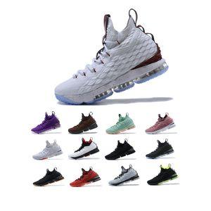 الحرة الشحن الرجل مصمم أحذية رياضية الأزياء والأحذية basketballl XV ثلاثية أسود أبيض الرياضية الذهب الاحذية يندون جونسون المدربين منصة الأحذية