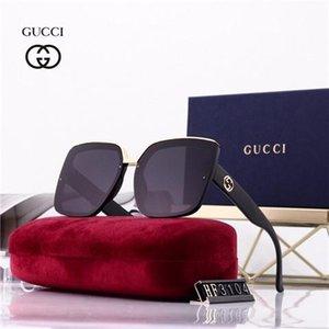 V6 Chanel Luxury brand дизайнерские солнцезащитные очки модные бренды очки для женщин очки UV400 5 Цвет новое поступление без коробки