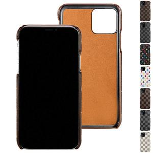 Designer de luxo Telefone Padrão capa para iphone 11 Pro Max 12 Moda rígido Capa para iPhone XS MAX XR X 7 8 Plus