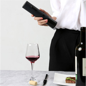 Original Xiaomi Youpin Huohou Automatic Red Wine Bottle Opener Electric Corkscrew Foil Cutter Cork Out Tool For Smart Home 3007077C6 2021