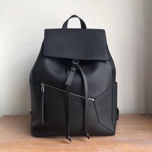 Zaino classico spagnolo progettista dello zaino del progettista sacchetto di fascia alta in pelle personalizzati di viaggio Flip caldo-vendita degli uomini di viaggio essenziale