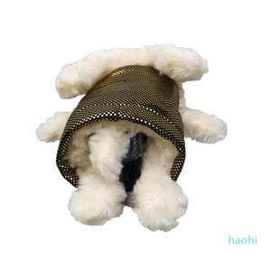 Wholesale-1pc Plush Dog Golf Head Cover For Driver Fairway Woods Clubs Outdoor Sport Plush Golf Clubs Headcovers