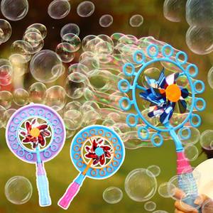 Мельница Bubble Machine Bubble Стик Водной Детская игрушка партия подарков Романтический День Святого Валентина подарок не содержит Bubble Liquid XD23564