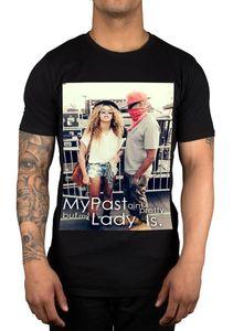 2018 coton à manches courtes T-shirts Vêtements homme Mon passé est pas belle mais Ma Dame T-shirt Jay Z Beyonce Hov Soufflez Magna Carta