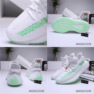 Hommes Femmes Sesame Frozen Tint Zebra Bred Beluga Mes V2 Kanye West Static runnning Designer Shoes S V2
