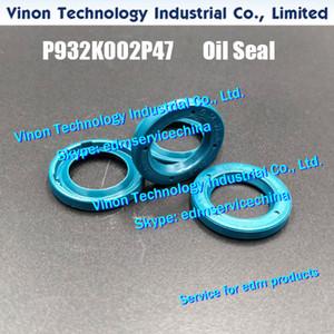 (2 adet) P932K002P47 Yağ keçesi Düşük G14x22x3 Mitsubishi MV serisi makineleri için P932-K002-P47, DEH0300,254646, DEH03A erozyon parçaları 2210002887