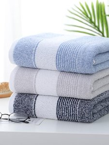 Strandtuch Set Thick Badezimmer Mikrofaser Stickerei Thick Bad Wrap Individuelle Handtuch preiswerte Baumwoll Erwachsene Toallas Gym EE50YJ