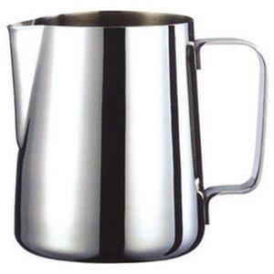 Pot à lait lait Pitcher bols en acier inoxydable pour Frother Craft Café Latte Latte Art Frothing Pitcher (__gVirt_NP_NN_NNPS<__ 200ml)