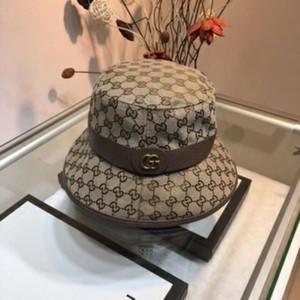 Ранняя весна 2020 рыбак шляпы классической моды марка письмо рыбак шляпа бассейн крышка случайного джокер дамы выходит простое шлет солнце