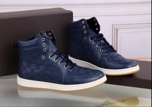 Moda para hombre zapatos de plataforma inteligentes planos hombres casuales caminar zapatillas de deporte casuales zapatos