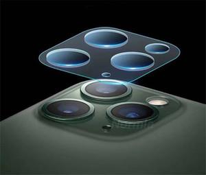 Heißer Verkaufs-Hartglaslinse Schirm-Schutz für Apple iphone 11 11Pro pro Max XR XS 8 7 6Plus Kameraobjektiv iphone Film Großhandel