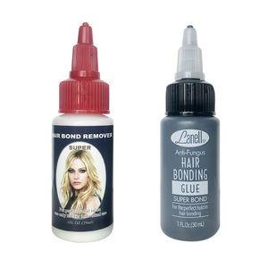 Capelli Bonding Glue Super Bonding Colla per strumenti per la tessitura di trama di estensioni dei capelli capelli professionale del salone