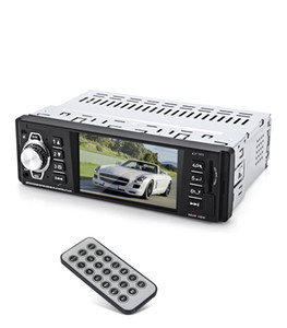 Display LCD di trasporto libero Audio Video PIn-Dash MP5 Car Player 1 Din 4.1 Pollici Auto Video Lettore multimediale Radio FM MP3 MP4 DVD USB SD AUX