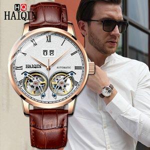 Haiqin Relógios dos homens 2019 À Prova D 'Água Moda Esportes Automático Militar de Luxo Mecânico / Relógio Homens J190706