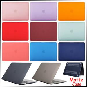 """Caso duro opaco portatile PC Shell per Macbook pro 13/15 Air 11/13 pollici Retina 12"""" Latest 2019"""