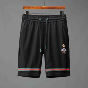 Wholesale Summer Fashion Shorts New designer Board short Quick Drying SwimWear Printing Board Beach Pants Men Mens Swim Shorts 5t