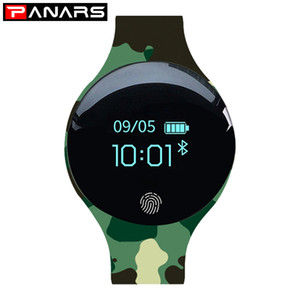 PANARS pantalla táctil del color de detección de movimiento inteligente SmartWatch reloj de la aptitud del deporte Hombres Mujeres usable para IOS dispositivos Android 9200