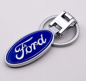 Yeni su damlacıkları araba anahtarlık anahtarlık logosu anahtarlık Anahtarlık Anahtar FobFor Ford