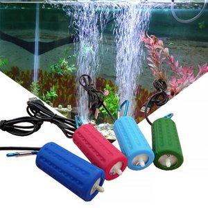 Mini USB Aquarium Oxygen Air Tank Fish Tank Silent Mute Outil d'économie d'énergie