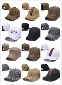 2019 yeni stil moda Tasarımcısı Topu Şapkalar Kadınlar Için Marka Snapback Beyzbol şapkası Moda Spor futbol tasarımcısı Şapka 15 renkler ücretsiz kargo