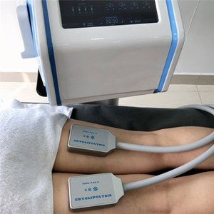 Portable Cool Cryolipolysis Fat freezing slimming machine for Lose weight Slimming Electric Muslce stimulation Cryolipolysis fat freezing