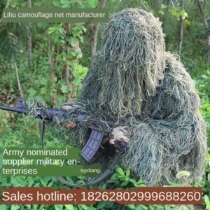 Woolen hunting bird watching reality CS Woolen camouflage hunting bird watching reality CS camouflage