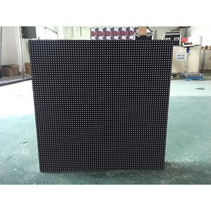 P8 SMD Outdoor Full Color LED Display Screen Die Casting Aluminum Cabinet 512*512mm 96*96dots For Stage Advertising Concert