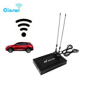 Router Wifi Cioswi 3G 4G Módem de coches 802.11ac 5 GHz Wi-Fi portátil Powerline Adapter 9V-28V del coche con 7 Router externa de 5dBi antena