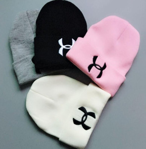 sports skull cap Winter caps Sprot men hat Woolen Ha Hat Letter True Casual Beanies Women And Men Casquette Acrylic Words Cap 4color